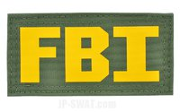 FBI HRT / SWAT ID Patch Panel OY M