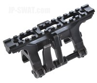 HK German Factory Claw Mount with Picatinney Rail
