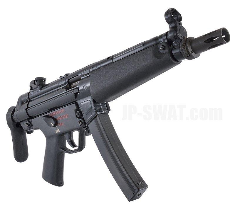 無可動実銃 H&K MP5A5
