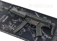 無可動実銃 MP5A5 分解編 その1