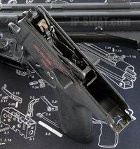無可動実銃 MP5A5 分解編 その2