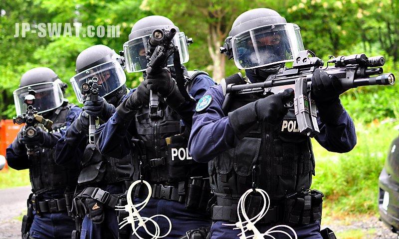 日本警察特殊部隊愛好会