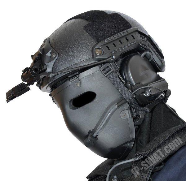 FPC(フォートレス・パシフィック・コーポレーション)バリスティック・フェイス・マスク(3/4 フェイス・サイズ)