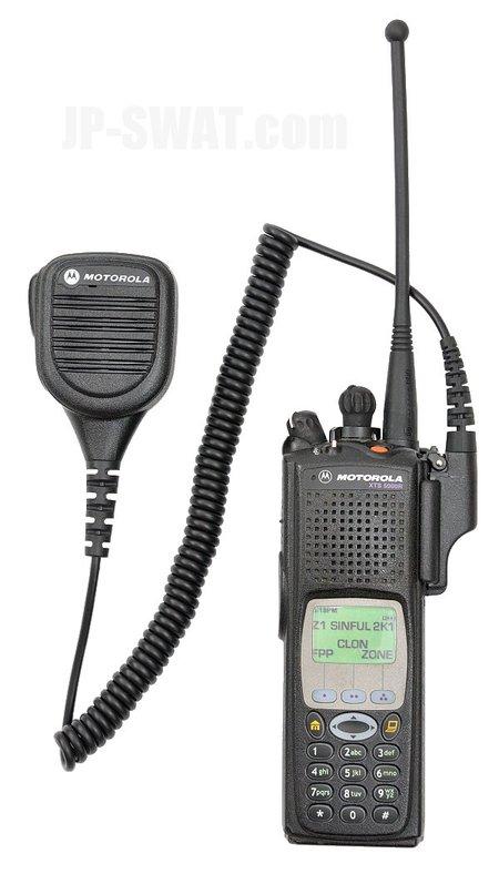 MOTOROLA(モトローラ) XTS 5000 R Model III デジタル・ポータブル・ラジオ