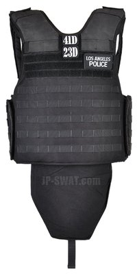 PROTECH TAC 6 PLUS HP Full Coverage Tactical Vest
