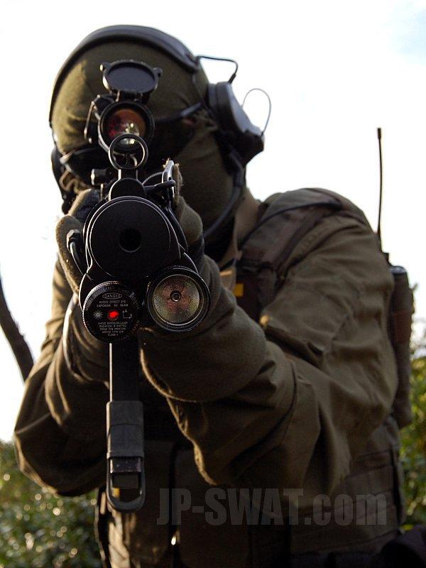 Laser Devices(レザー・デバイス)社製 H&K MP5SDシリーズ専用 タクティカル・ライトマウント シングル