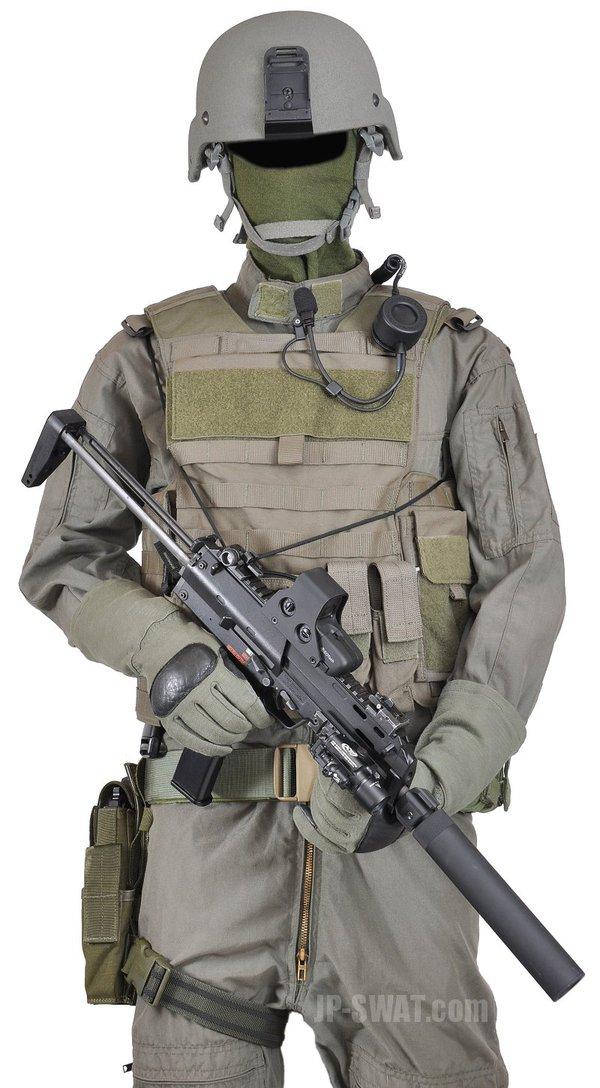 TCI SAS II スペシャル・エア・サービス タクティカル・ヘッドセット