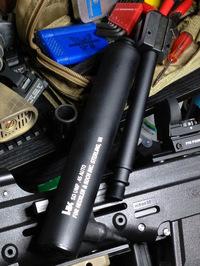 UMP45 サイレンサー・バレル・キット