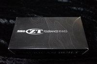 ZERO TOLERANCE 0300 FOLDER