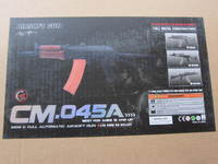 CYMA AKS74U クリンコフ CM045