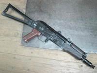 CYMA AKS74U クリンコフ CM045 グリップ交換