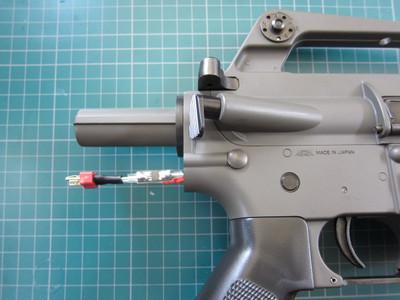 M16VN FET化