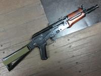東京マルイ 次世代 AKS74U クリンコフ ハンドガード