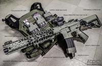 東京マルイ次世代M4 WCRS LVOA-C①