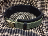 Eagle製 Duty Belt & Military Web Belt Pad