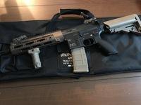 HK416D、帰宅。