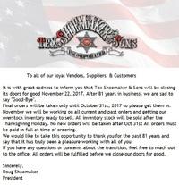 Tex Shoemaker & Sons