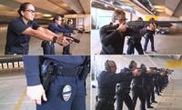 LAPD ファイアリング・トレーニング