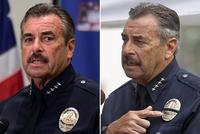 LAPDチーフの憧れ.....!?