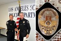 LAPD #2430バッジ!?