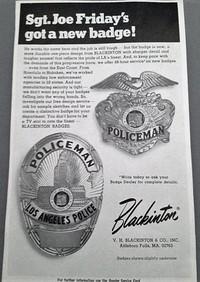 LAPD New badge!?