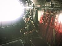 B-234 に搭乗 初体験