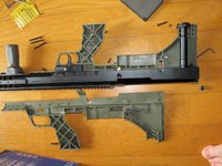 SILVERBACK AIRSOFT SRS-A1 その7