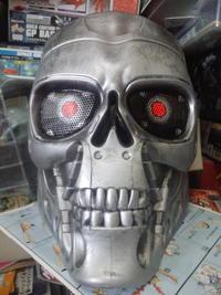 フェイスマスク Tー800型マスクの手直し