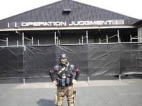 Judgment室内フィールドグランドオープンにキタ