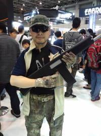 静ホビの東京マルイでAA12を弄ってキタ