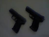 装備紹介・改: One BETTER handgun than USP