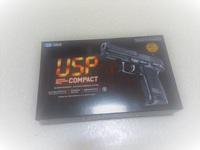 装備紹介・改: H&K USP Compact