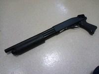 装備紹介・改: Remington M870 Stockless