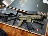 Golden Eagle Knight's PDW ①