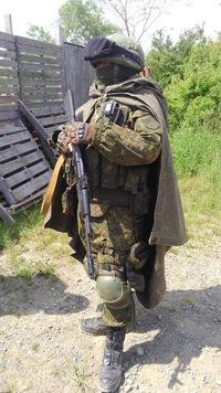 マイトリーとロシア空挺