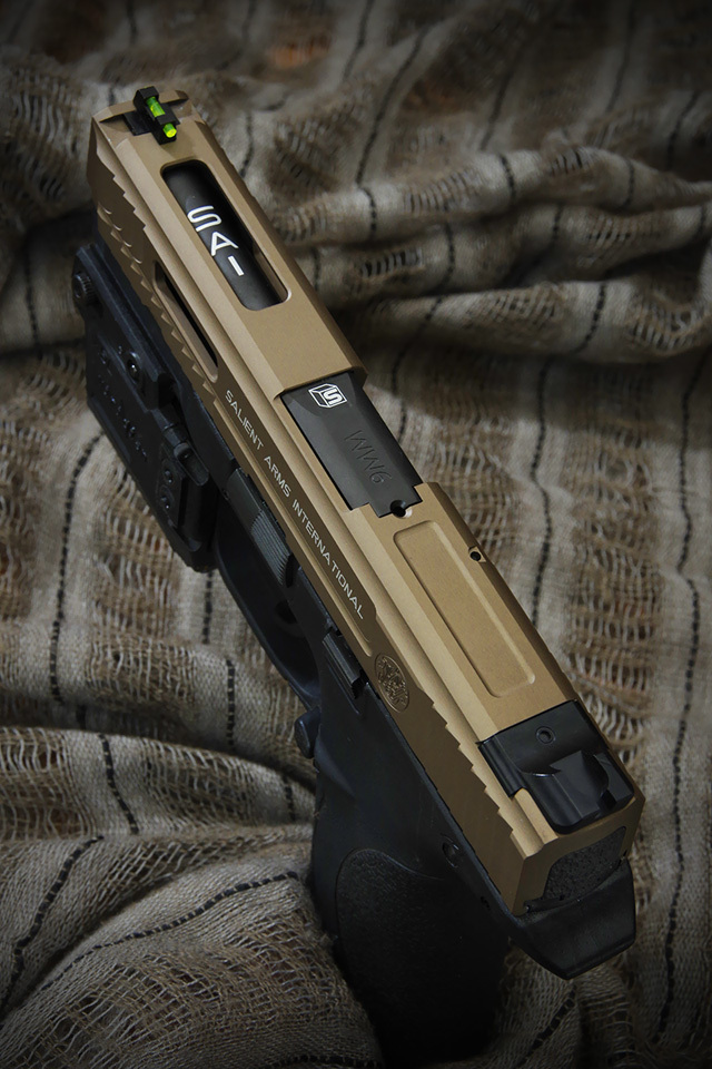 Ace1Arms M&P SAIスライド FDE