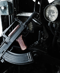 ロシアのブルパップOTs-14