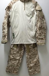 FFI Cryeタイプ コンバットシャツ・パンツ NC AOR1