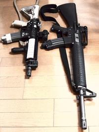 WE M16A3のホップ調整は難