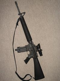 WE M16A3のボルトストップ完全攻略