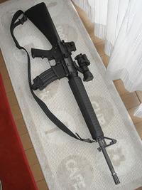 M16の簡単ドレスアップ