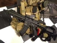 原点回帰 HK416