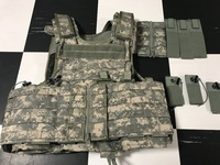 tactical performance BATTLE STRIKE VEST