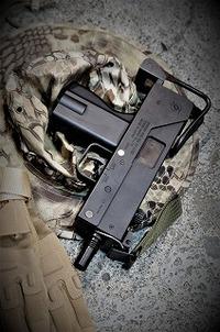 MAC10&初サバゲー&耐久戦