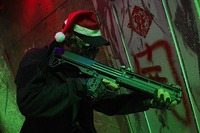【昼フリーゲーム】サンタショット!