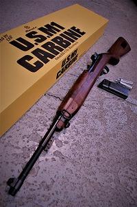 U.S.M1 CARBINE ウォールナット
