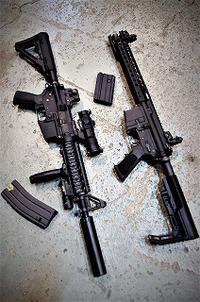 M4 CQBR BLOCK1 GBB &...