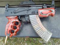 AK pistol について 2015/01/23 23:33:25