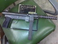 実銃、答えはMK760 SMGでした。