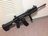 VFC HK416 GBB